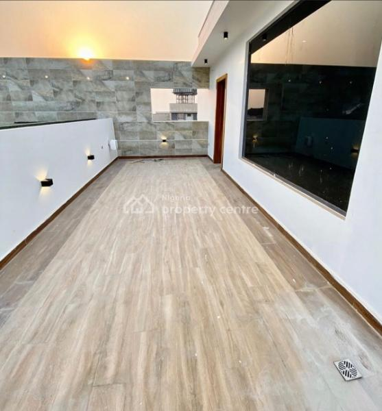 Contemporary 5 Bedroom Fully Detached Duplex with Swimming Pool, Osapa, Lekki, Lagos, Detached Duplex for Sale