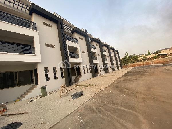4 Bedroom Townhouse with Maid's Room, It Igbani, Jabi, Abuja, Terraced Duplex for Sale
