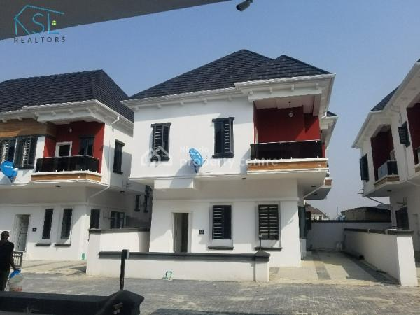 4 Bedrooms Duplex, Lekki Conservation Road By Second Toll Gate, Lekki, Lagos, Detached Duplex for Rent