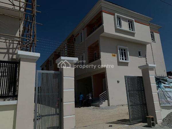 Luxury 4 Bedrooms Duplex, Madiba Estate, Ikate, Lekki Phase 1, Lekki, Lagos, Terraced Duplex for Sale