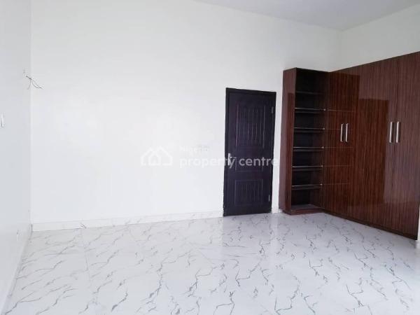 Brand New 4-bedroom Terrace House with Bq, Ilasan, Lekki, Lagos, Terraced Duplex for Sale
