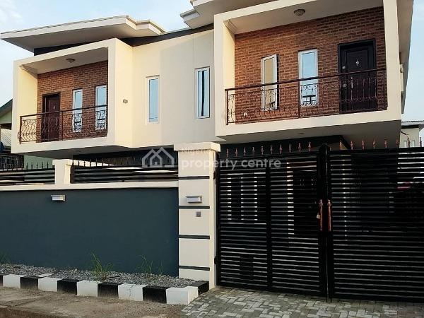 4 Bedroom Semi Detached Duplex with Bq, Phase 1-isheri Scheme 1, Magodo, Lagos, Semi-detached Duplex for Sale