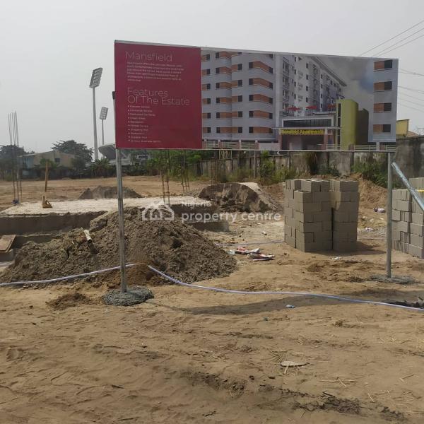 2 Bedrroom Apartment, Luxury Mansfield Apartment, Surulere, Lagos, Flat for Sale