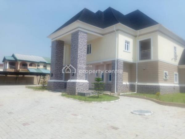 Exquisitely 8 Bedroom Mansion, Off 4th Avenue, Gwarinpa, Abuja, Detached Duplex for Sale