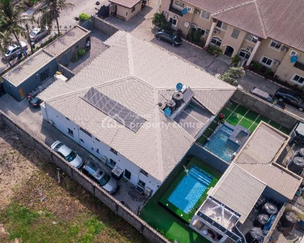 Luxurious Spacious Home in a Private Enclave, Lekki Phase 1, Lekki, Lagos, Detached Duplex for Sale
