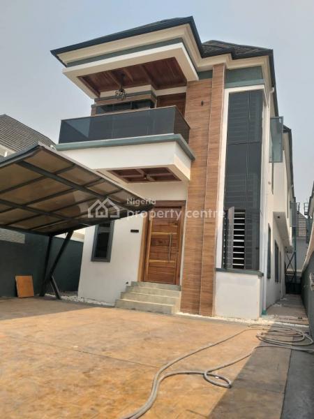 Executive 5 Bedroom Fully Detached Duplex, Ikota, Lekki, Lagos, Detached Duplex for Sale