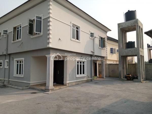 Newly Built Executive 3bedroom Duplex, Lakowe, Sangotedo, Ajah, Lagos, Detached Duplex for Rent