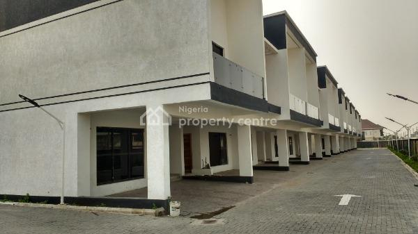 Luxurious and Tastefully Finished 4 Bedroom Apartment., The Atlantis Ii Estate, Ologolo, Lekki, Lagos, Terraced Duplex for Rent