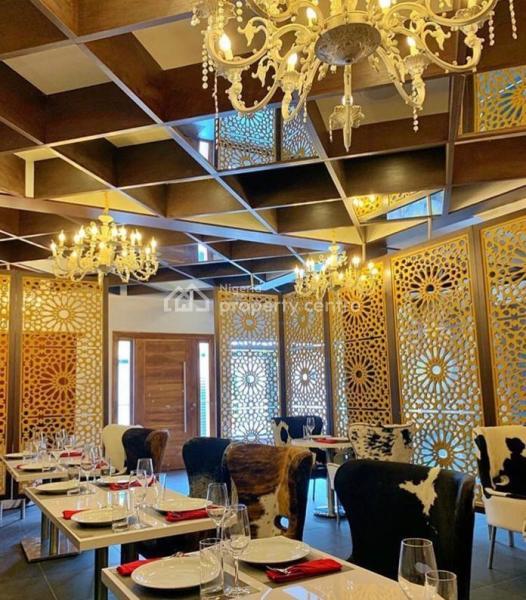 Fully Functional World - Class Restaurant, Off Fola Osibo, Lekki Phase 1, Lekki, Lagos, Commercial Property for Sale
