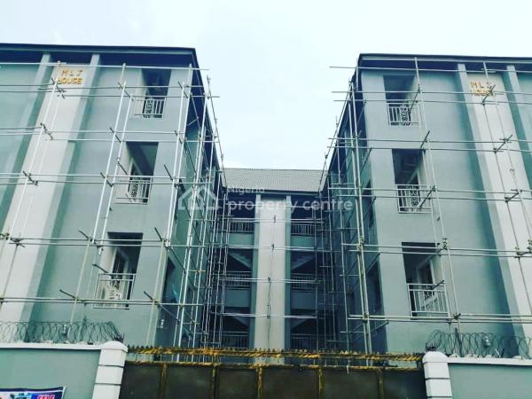 30 Units of Self-contained Apartment with Steady Light, Agip Estate Port Harcourt, Rumueme, Port Harcourt, Rivers, Mini Flat for Rent