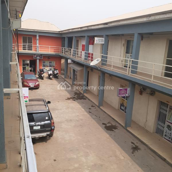 Ensuite Office Space in a Shopping Mall, Rauf Aregbesola Shopping Mall, Pako Bustop Ipaja Road, Egbeda, Alimosho, Lagos, Office Space for Sale