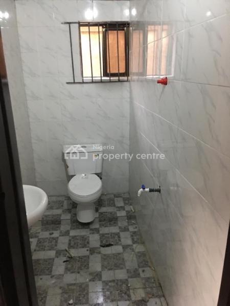 Very Neat 2 Bedroom Apartment, Atlantic View Estate Road, Alpha Beach, Lekki, Lagos, Flat for Rent