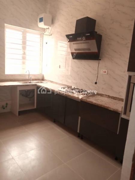 Tastefully Built 4 Bedroom Terrace Duplex, Chevron, Lekki, Lagos, Terraced Duplex for Rent