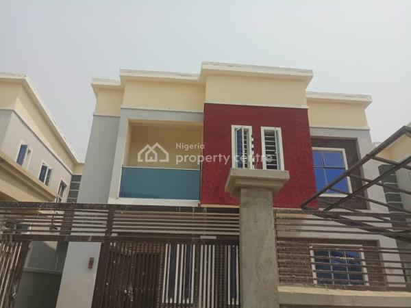 Luxury Newly Built 4 Bedroom Fully Detached Duplex, Creek Avenue Court, After Chevron Toll Gate, Adjacent Mega Chicken, Ikota, Lekki, Lagos, Detached Duplex for Sale