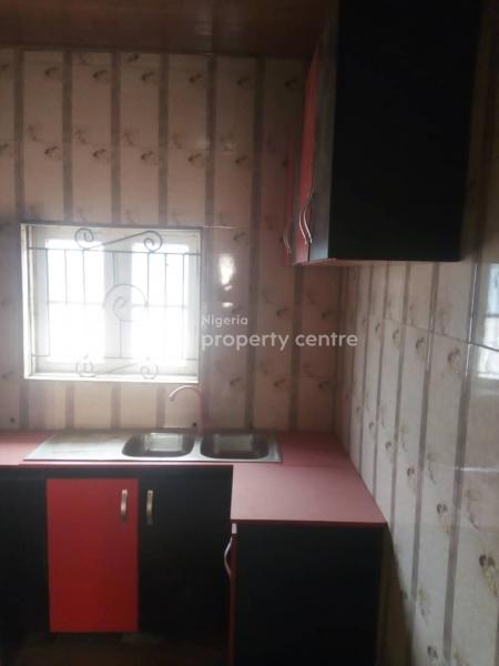 Newly Built 3bedroom Apartment Upstairs /downstairs Available., Community Rd, Ago Palace, Isolo, Lagos, Flat for Rent