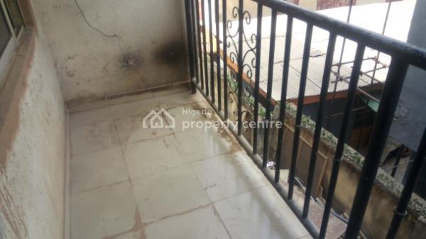Upstairs Two Bedroom Flat, Abanikonda, Ogba, Ikeja, Lagos, Mini Flat for Rent