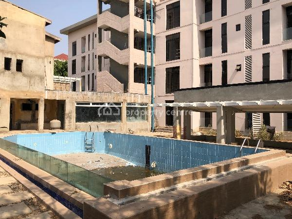 Hotel Apartment Building, Wuse 2, Abuja, Hotel / Guest House for Rent