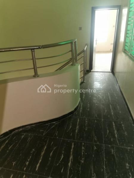 Luxury 4 Bedroom Terrace, Behind Novera Mall Sangotedo, Grenadine Estate, Sangotedo, Ajah, Lagos, Terraced Duplex for Rent