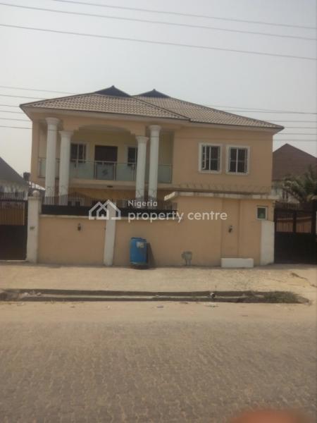 3 Bedroom Flat, Ikota Villa Estate, Ikota, Lekki, Lagos, Flat for Rent