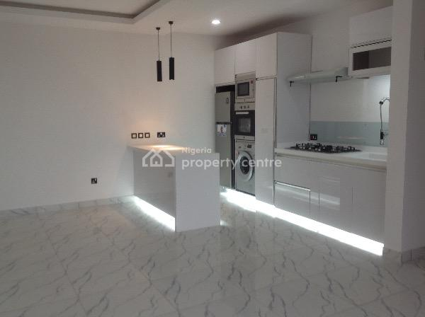 New Built 2 Bedroom Luxury Apartment with Excellent Facilities, Omosola Street, Lekki Phase 2, Lekki, Lagos, Flat for Sale