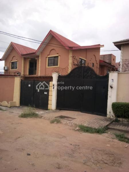 4 Bedroom Duplex & 2 Units of 3 Bedroom Flats, Dele Orisabiyi Street, Ago Palace, Isolo, Lagos, Detached Duplex for Sale