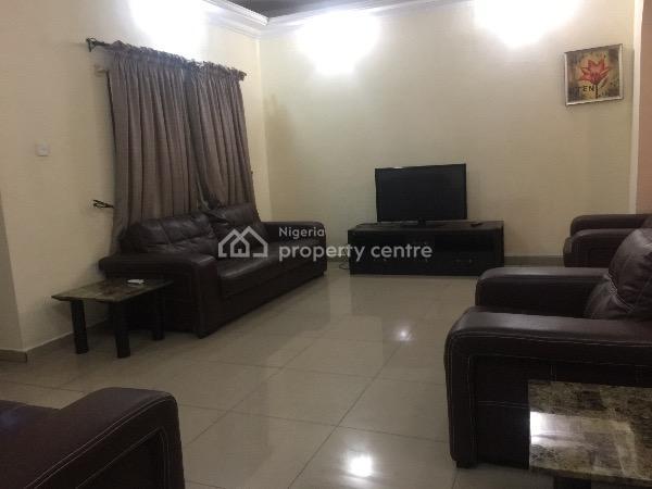 Nicely Serviced & Furnished 2 Bedroom Flat, Pool, Gym, 24/7 Serviced, Jabi, Abuja, Flat for Rent