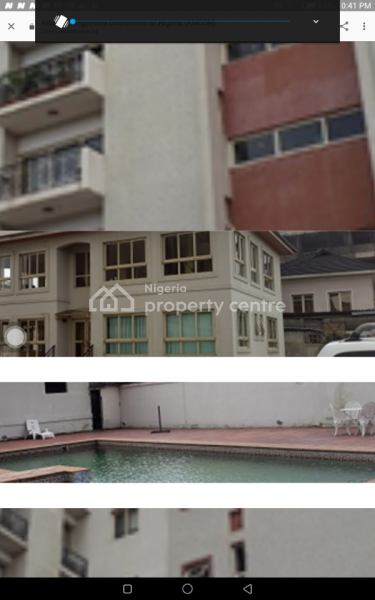 3 Bedroom Apartment in a 12 Storey Building, Old Ikoyi, Ikoyi, Lagos, Block of Flats for Sale