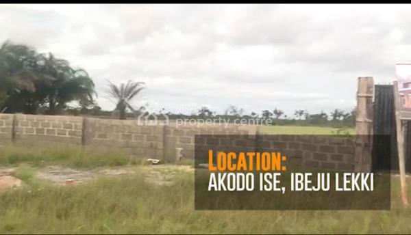 600,000 Sqm Land, Akodo Ise, Ibeju Lekki, Lagos, Residential Land for Sale