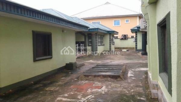 4unit of 3bedroom Flat and a 3unit of 3bedroom Bungalow, Sapele Road, Benin, Oredo, Edo, Block of Flats for Sale