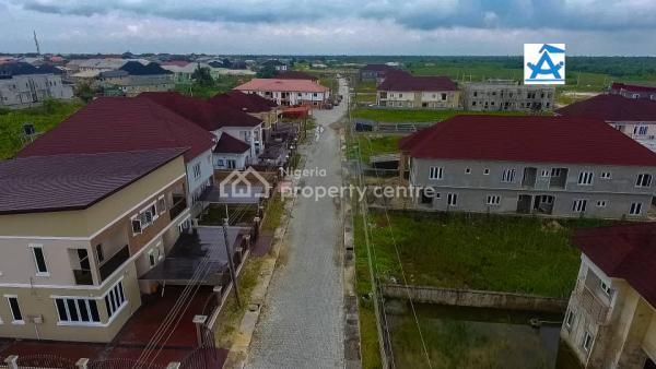 Amity Estate, Well Developed Estate with C of O.  Already Residential, Lekki, Lagos, Residential Land for Sale