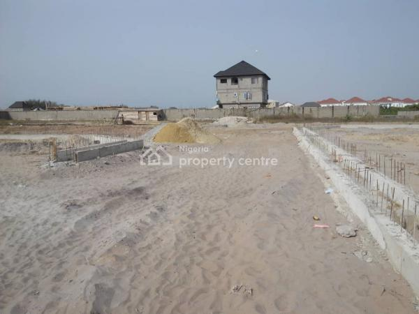 Plots of Dry Land, Stonehenge Estate, Orchid Hotel Road, By Chevron Hq., Lafiaji, Lekki, Lagos, Residential Land for Sale