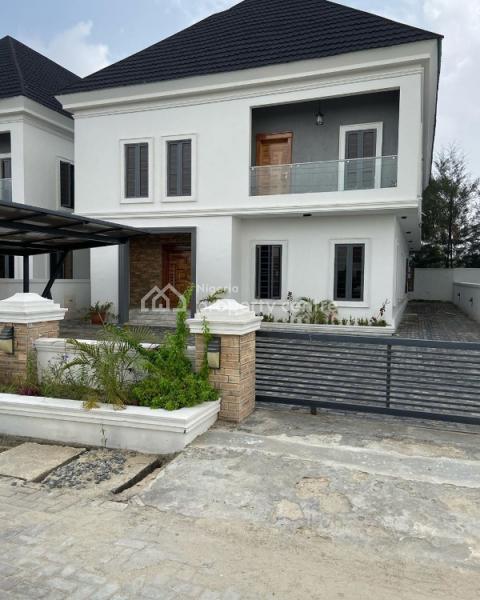 Luxury New Property, Lekki County, Ikota, Lekki, Lagos, Detached Duplex for Sale