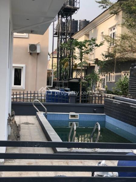 5bedroom Super Luxury Home with Swiming Pool, Osapa, Lekki, Lagos, Semi-detached Duplex for Sale