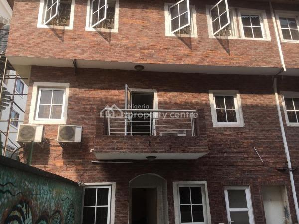 Serviced 3 Bedroom Duplex, Adeyemi Lawson Street, Off Bourdillion Road, Old Ikoyi, Ikoyi, Lagos, Terraced Duplex for Rent