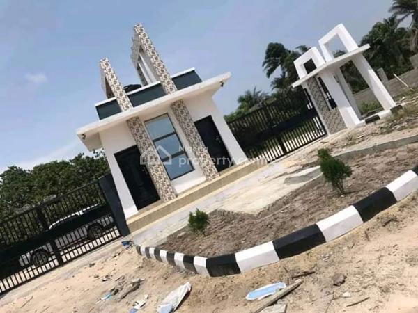 Estates Land, Free Trade Zone, Power Oil,seaport, Eleko, Ibeju Lekki, Lagos, Residential Land for Sale