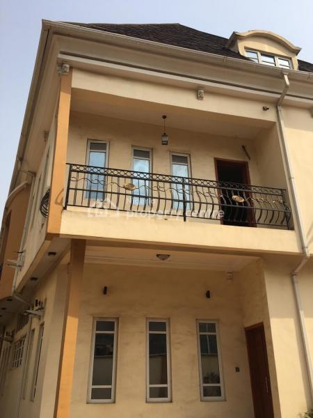 Brand New 5 Bedrooms Semi Detached, Phase2, Shangisha, Gra, Magodo, Lagos, Semi-detached Duplex for Rent