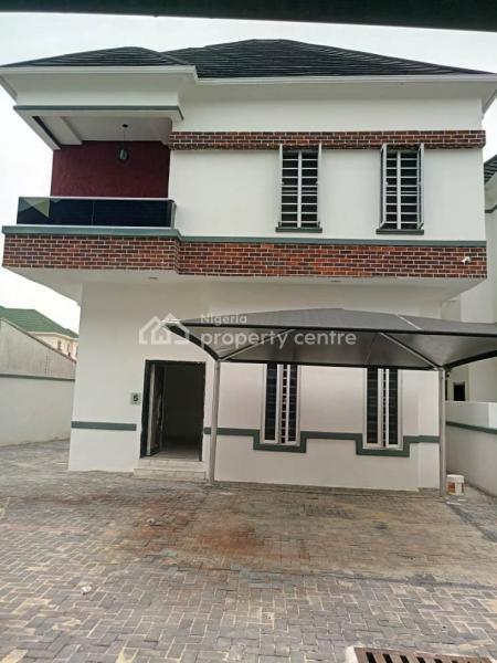 Newly Built 4 Bedroom Detached Duplex, Daniels Garden., Osapa, Lekki, Lagos, Detached Duplex for Sale