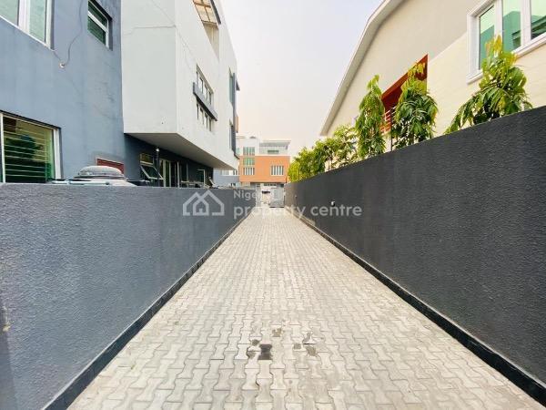 5 Bedroom Terrace with a Bq, Ikate Elegushi, Lekki, Lagos, Terraced Duplex for Rent