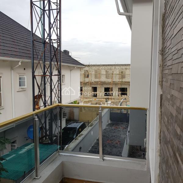 4bedroom Semi Detached Duplex with 1 Room Bq at Chevron Drive, Chevron Drive, Lekki Phase 1, Lekki, Lagos, Semi-detached Duplex for Sale