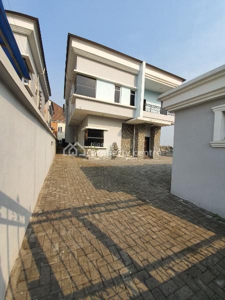 5 Bedroom Detached Duplex, Pinnock Estate ,, Osapa, Lekki, Lagos, Detached Duplex for Sale