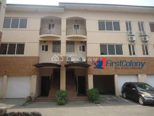 Existing 4 Bedroom Serviced Terraced Duplex, Off Glover Road, Old Ikoyi, Ikoyi, Lagos, Terraced Duplex for Sale