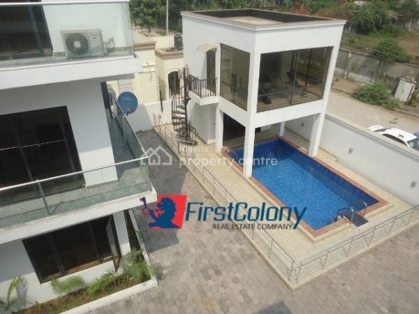 New 4 Bedroom Semi Detached Duplex with Excellent Facilities, Off Glover Road, Old Ikoyi, Ikoyi, Lagos, Semi-detached Duplex for Sale