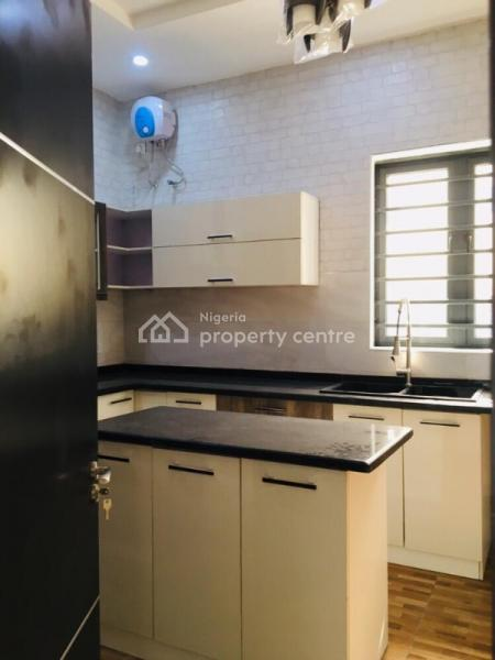 4 Semi Detached Duplex with Bq, Chevyview Estate, Chevron, Lekki, Lagos, Flat for Rent