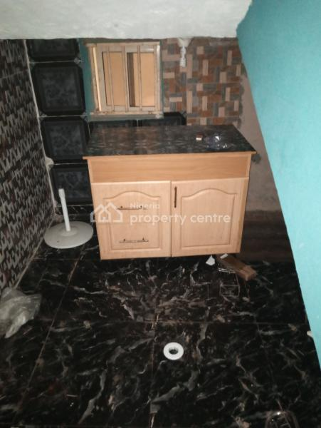 Luxurious Roomself Contained, Ola Adebiyi Street Peace Estate, Soluyi, Gbagada, Lagos, Self Contained (single Rooms) for Rent