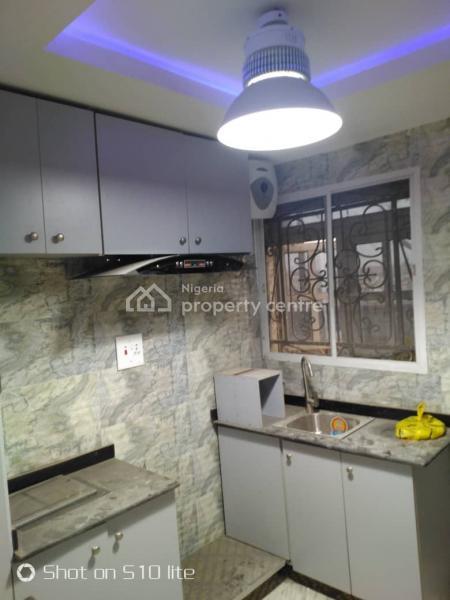 Spacious Two Bedrooms Flat, Wuye, Wuye, Abuja, Flat for Rent