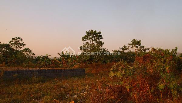 Residential Plot of Land 1869m2, Cadastral Zone B8, Near Glisten Academy, Jahi, Abuja, Residential Land for Sale