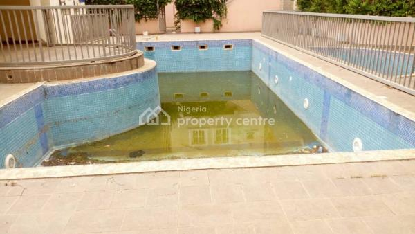 Luxury Serviced 3 Bedrooms Bq (12 Units) with Swimming Pool, Asokoro District, Abuja, Flat for Rent