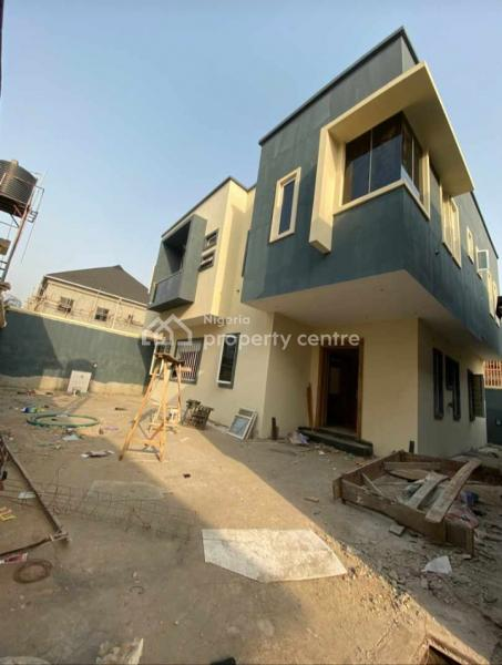 Detached 4 Bedroom Duplex with Bq, Magodo Phase One, Gra, Magodo, Lagos, Detached Duplex for Sale