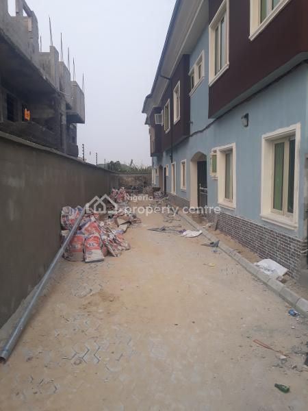 Luxury 3 Bedroom Flat with Excellent Finishing, Mega Estate By Blackgate Bus Stop, Badore, Ajah, Lagos, Flat for Rent