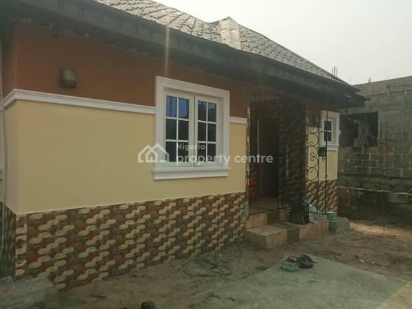 Stand Alone Mini Flat One Bedroom One Parlor, Palmsbay, Abijo, Lekki, Lagos, Detached Bungalow for Sale